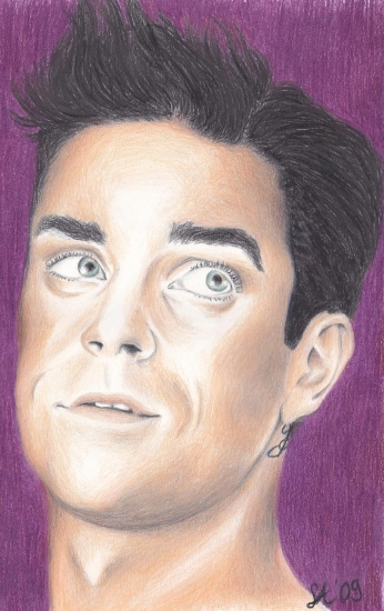 Robbie Williams par S.A.